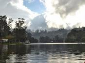 Unruffled Kodaikanal Lake