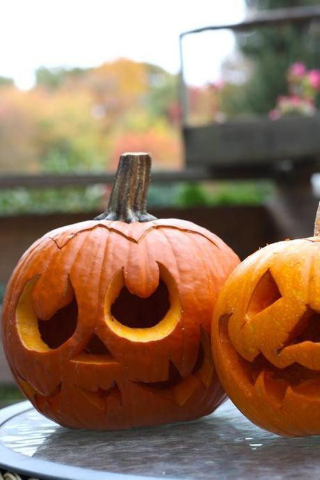 Pumpkin Chai Smoothie.