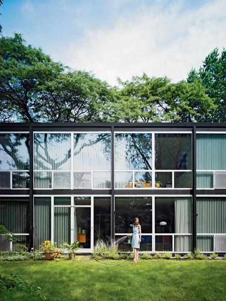 Michigan Modern 7 Homes In The Great Lake State Paperblog
