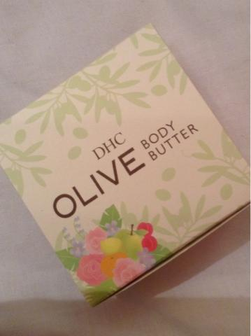 DHC Olive Body Butter Review