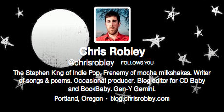 Chris Robley - Twitte