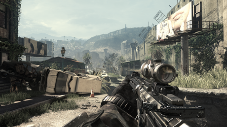 S&S Review: Call of Duty: Ghosts