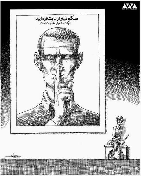 How Iranian journalists abroad are censuring us on the nuclear issue