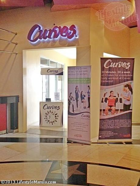 Curves Eastwood Store front