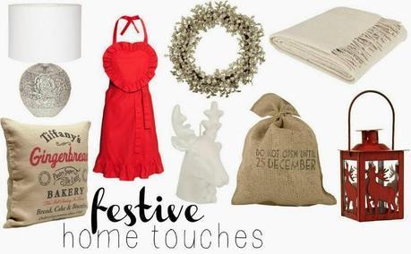 festive home touches
