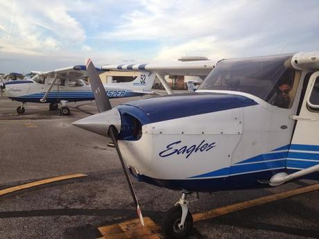 Embry-Riddle Flight Training, Aircraft Fleet, and