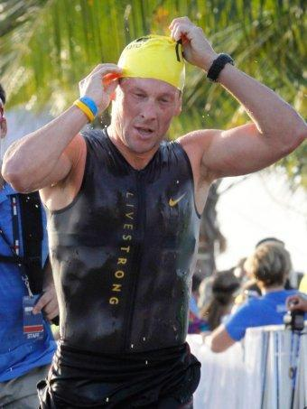 Two-Time Ironman Champ Challenges Lance Armstrong To One-On-One Competition