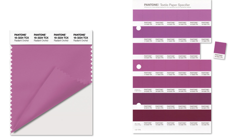 Pantone Reveals Color of The Year 2014- Radiant Orchid