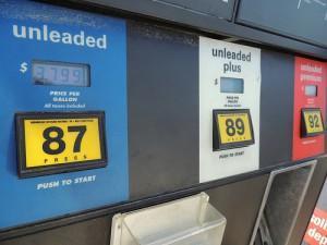 Low prices disincentivize fuel-efficiency/ Flickr user Upupa4me