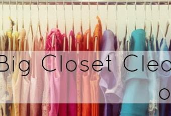 Alison And The Big Closet Cleanout Paperblog