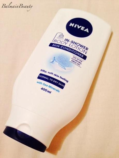 Nivea In-Shower Body Lotion (Normal To Dry Skin)