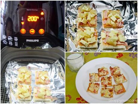 Healthy eating around-the-clock with Philips Avance XL AirFryer