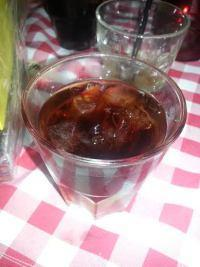 Rock N Horse Rye and Coke