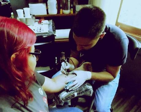 My Tattoo Experience at Studio Z