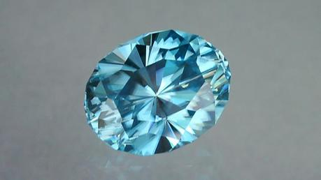 Greenish Blue Zircon
