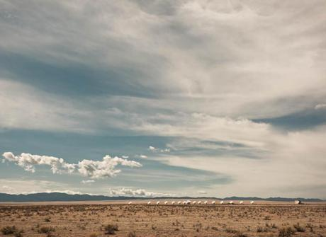 The wide open plain