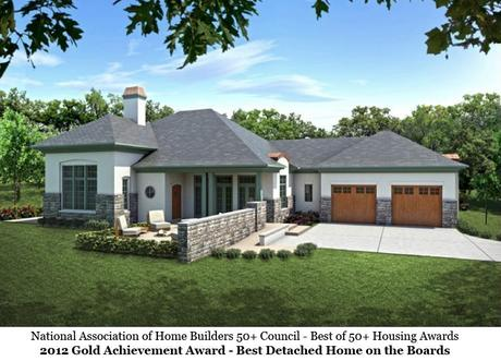 Award winning aging in place house plans paperblog for Award winning small home plans