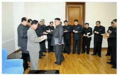 Dprk State Media Broadcasts Images Of Jang Dismissal