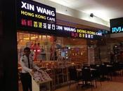 Wang Hong Kong Cafe: Mango Christmas Tree