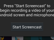 CyanogenMod's Screencast Google Play Store Android