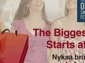 Great Online Shopping Festival With Nykaa.com