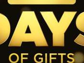 Apple Launches Days Gifts' 2013