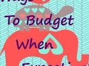 Ways Budget When You're Expecting!
