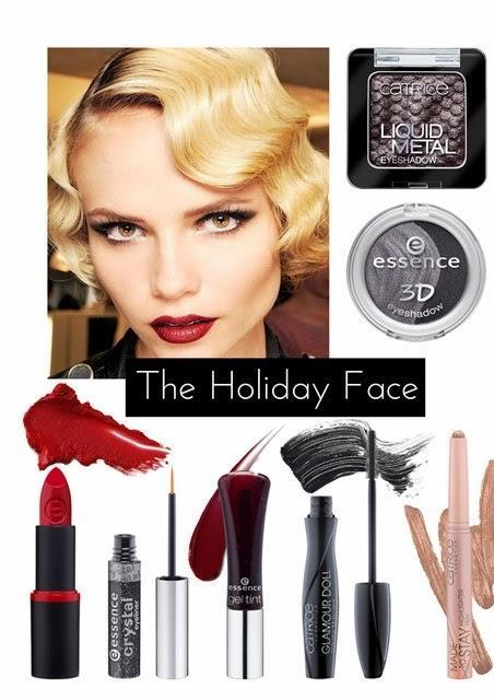 holiday face