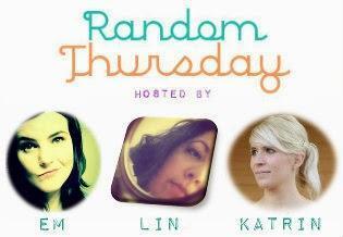 Random Thursday: Walk Into My House & You'll See...
