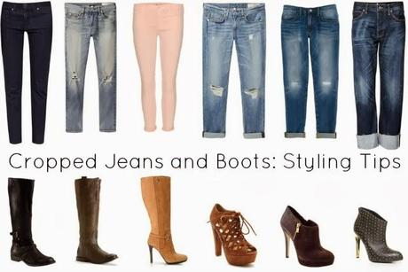 Ask Allie: Which Jeans with Which Boots?