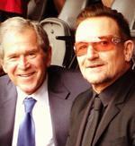 Bush & Bono