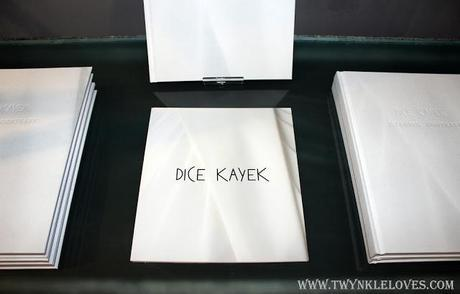 Events: Dice Kayek Installation Launch At Feathers