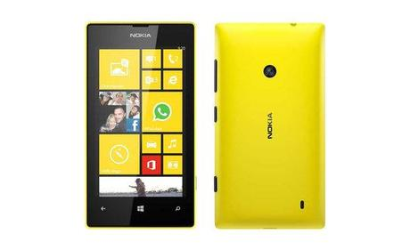 Nokia Lumia 520 best selling budget phone