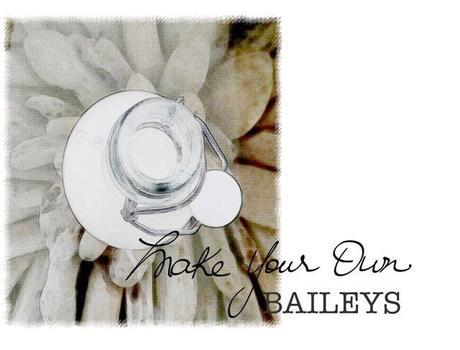 The best #Homemade bailey's #recipe.  It's delicious !!! Get the recipe here -- alt=