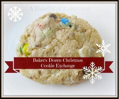 Baker's Dozen Christmas Cookie Exchange!