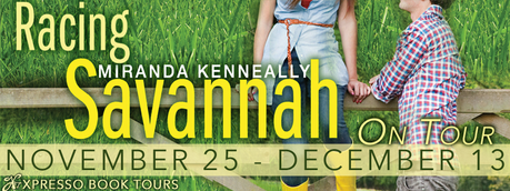 {Tour Stop} Racing Savannah (Hundred Oaks #4) by Miranda Kenneally – Excerpt