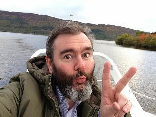 Shambles Miller Presents: The Scottish Fiction Selfie Competition