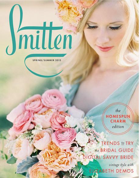 Post image for Custom Hand-lettering For Venice-styled Wedding Shoot