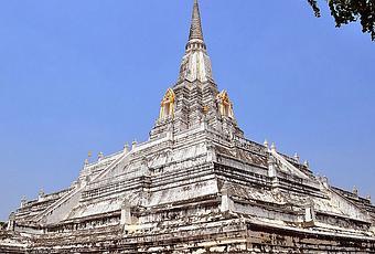Historic City of Ayutthaya, Thailand - Paperblog
