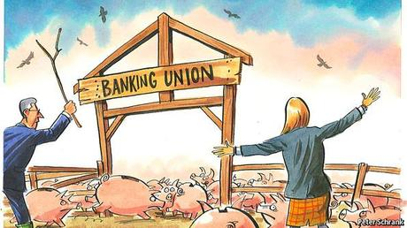 Charlemagne: Banking on a new union