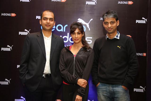 Gear up buddies - Jabong and Puma