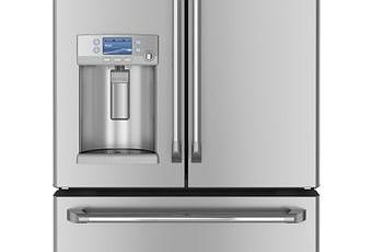 Ge Pfe29psdss Profile 28 6 Cu Ft Stainless Steel French