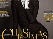 Carla Bruni Madame Figaro December 2013