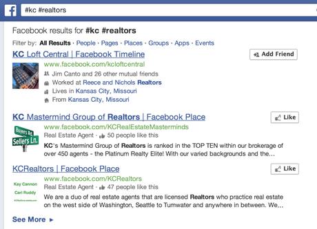 realtors screenshot