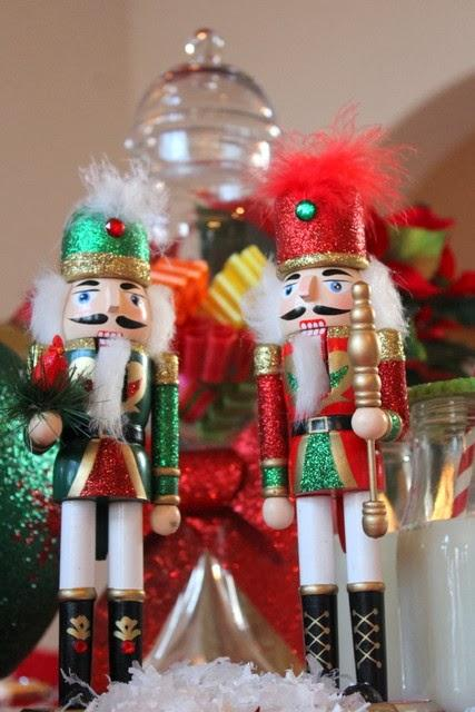 Nutcracker Themed Christmas Dessert Table By Party Z