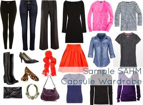How To Create Capsule Wardrobes