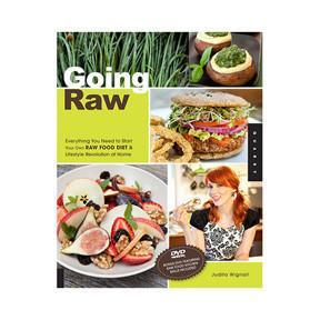 Go Fully Raw For a Month