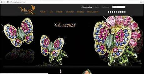Mirari Online Store