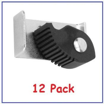 (Pack of 12) Mop and Broom Holder / Hanger Rack