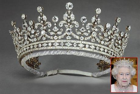 Queen Elizabeth Diamonds